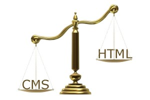 static or cms